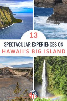 Visit Hawaii's Big Island for spectacular beaches, hikes, delicious restaurants and so many other things to do on the Big Island. Hawaii Travel Guide, Travel Tips, Travel Guides, Travel Destinations, Travel Hacks, Holiday Destinations, Visit Hawaii, Hawaii Hawaii, Hawaii Life