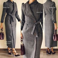 New Color! جاكيت كلاسيكي بتداخلات اللون السكني الغامق الدافئة بقصة فستان بأزرار جانبية و خامة شتوية أنيقة و عالية الجودة من تصميم غادة عثمان.. Available Sizes: S, M & L الطلب و الاستفسار- وتساب: 00962787911119 00962795756560 #ghadashop #turban #turbans #accessories @ghadaaccessories #instahijab #hijab #fashion #hijabfashion #jeans #instafashion #casual #stylish #veildgirls #ladies #dress #skirt #shirt #pearl #modesty #abaya #cardigan #skirt #classy #vintage #designs #newcollection