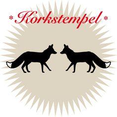 Korkstempel ›Fuchs‹ - S.W.W.S.W.