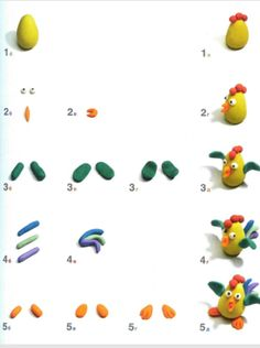 Chicken Topper Picture Tutorial