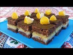 Prajitura de Post cu Crema de Portocale si Gris - YouTube Tiramisu, Ethnic Recipes, Desserts, Youtube, Sweets, Tailgate Desserts, Deserts, Postres, Dessert