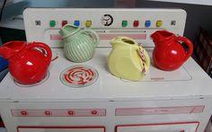 Adorable Fiesta Like Ceramic Ornaments by 521lakestreet on Etsy, $12.00