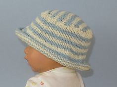 Instant Digital File knitting pattern Baby and by madmonkeyknits