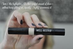 Well-Rested by Bare Minerals. Need to try.