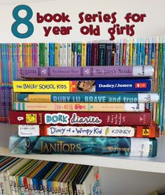 g*rated: Good Books: 8-9 year old girls