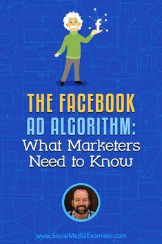 Learn how Facebook a
