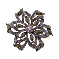 Shop for stencils on Etsy, the place to express your creativity through the buying and selling of handmade and vintage goods. Crystal Rhinestone, Rhinestones, Retro Vintage, Crystals, Purple, Gun, Handmade, Etsy, Flower