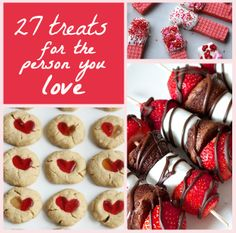 27 Treats For The Person You Love