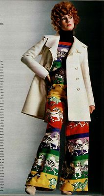 1970s fashion but the look on the face is priceless