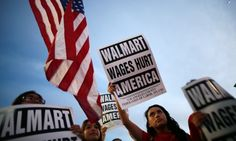 Walmart orders underpaid staff to cough up for new uniforms. Is it legal?