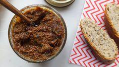 Pesto rojo o pesto siciliano o salsa roja de felicidad instantánea