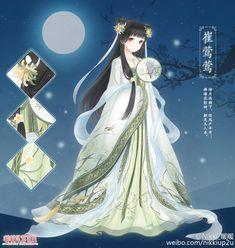 Nikki' Chinese Hanfu Style