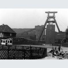 1920er Essen-Katernberg - Zollverein Schacht Vogler ☺