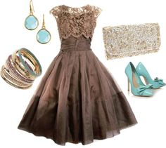 In love w/ this dress., created by hannahdickey on Polyvore