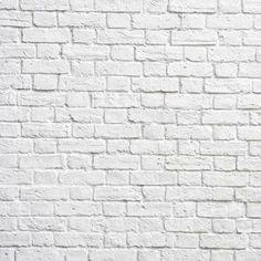 białe cegły - Fototapety ścienne, fototapety do kuchni, dla dzieci, na wymiar, meblowe - www.walldeco.pl