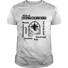 Gifts of Holly Spirit - Hot Trend T-shirts