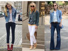 Jaqueta Jeans – TODA SUA ROUPA