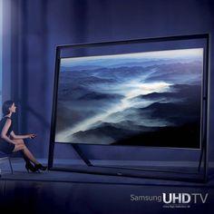 Una pieza de lujo, moderna y elegante, descubre lo que es una #SamsungUHD4K.
