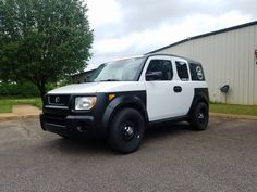Honda only sold the Element with a L inline-four and if you want more power then it's either boost or more displacement. Honda Dirt Bike, Honda Motorcycles, Honda Element Accessories, Honda Element Camper, Honda Jet, Motogp Valentino Rossi, Engine Swap, Cruiser Boat, Ford Flex