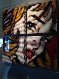 This is made out of crayons...love it!!