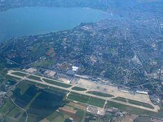 Aéroport de Genève : 16,5 millions de passagers en 2016