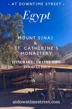 Now let's begin-- Mount Sinai and St. Egypt is different and beautiful. Go explore! Africa Destinations, Bucket List Destinations, Egypt Travel, Africa Travel, Saint Catherine's Monastery, Prince Of Egypt, Mount Sinai, Pyramids Of Giza, Luxor Egypt
