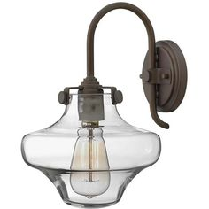 Hinkley 3171OZ Congress Traditional Sconce