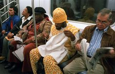 """Sometimes you gotta knit """"like you just don't care."""""""