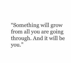 It will be you.