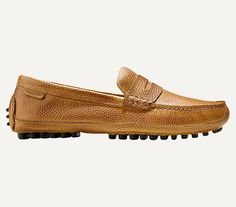 05fa728caee Grant Canoe Penny Loafer in Tan by Cole Haan
