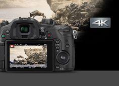 Panasonic DMC-GH4KBODY - Panasonic LUMIX GH4: Pro Photo Performance with a 4K Cinematic Experience