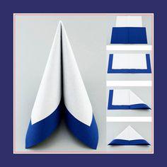 Servietten+falten+Anleitung+Tafelspitz+zwei+Servietten+.jpg (1600×1600)