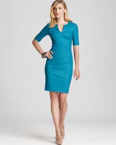 DIANE von FURSTENBERG Dress Aurora Three-Quarter Sleeve - was $385 now $288.75 at Bloomie's