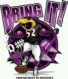 Defense should be awesome this year. Go ravens!!!!
