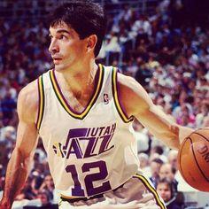 570a853fac Happy birthday to John Stockton John Stockton, Olympic Basketball, Dream  Team, 1992 Olympics