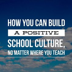 How you can build a positive school culture: Join Jimmy Casas, Krysta DeBoer, Hope King, and Amber Teamann as they share a behind-the-scenes glimpse into schools that have reflected carefully on school culture and created systems that work. Learn practical, actionable tips for supporting kids and colleagues, winning over negative co-workers, creating change in toxic school environments even when no one else is supporting you, and more.
