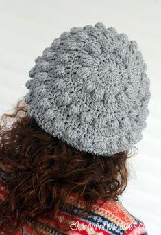 CROCHET - HATS, HATS AND MORE HATS