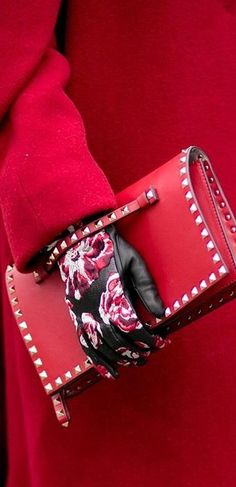 ❤ #bag #purse #clutch from  Valentino                                                                                                                                                                                 More
