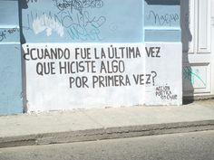Uuuufff!Hace mucho! Acción Poética by Cabeza de Escorpión, via Flickr