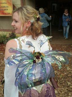My wings :)  Thankyou pinterest inspirations!