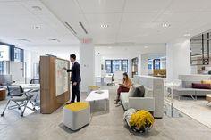 Kimball Office's Park Avenue Showroom - New York City - Office Snapshots