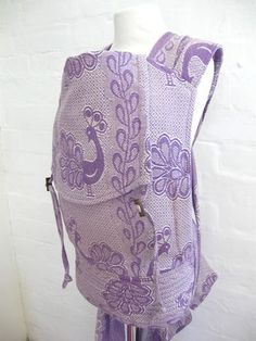Beautiful baby carrier