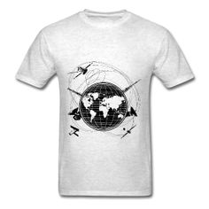 @roswellboutique Satellites T-Shirt  Classic-cut standard weight t-shirt for men, 100% pre-shrunk cotton, Brand: Gildan   Details    Satellites #satellite #satellites #space #communication
