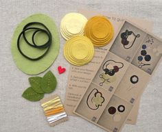 DIY headband kit