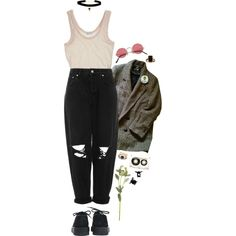 Untitled #205, created by hippierose on Polyvore