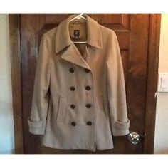 fd6ec1e6b022 The Gap Pea Pea Coat is almost sold out.See all Gap coats on Tradesy