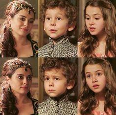 Sultan Suleyman, Kosem Sultan, Turkish Beauty, Ottoman Empire, Affair, Actresses, Ottomans, Istanbul, Baby