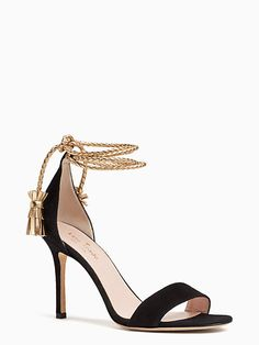 c950c919c073 KATE SPADE INEZ HEELS.  katespade  shoes   Suede Sandals