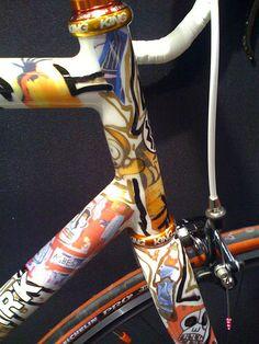 Landshark Track Bike by vanster360, via Flickr