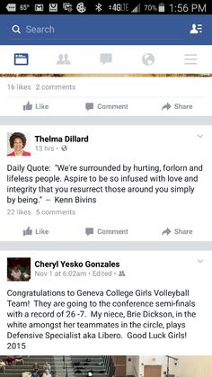 Thelma Dillard post